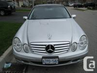 ********* 2005 Mercedes E320 Available by Proprietor