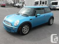 2005 Mini Cooper, 4Cyl., AUTOMATIQUE, Air climatise,