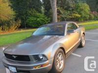 Make Ford Model Mustang Year 2005 Colour Mineral Gray