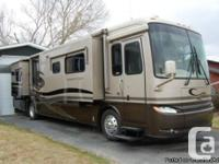 2005 Newmar Kountry Star 40FT Class-A Motorhome. in