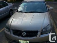 2005 NISSAN ALTIMA 3.5 SE, Auto, A/C, CD, Power