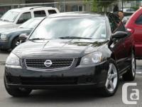 Year: 2005  Make: Nissan  Model: Altima  Trim: 3.5 SE