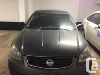 2005 Nissan Altima 3.5L V6 with UVIP (312k) - Selling