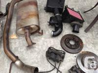 hi, got some stock parts for a 2005 nissan armada. all