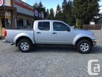 Make Nissan Model Frontier Year 2005 Colour Grey kms