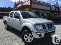 Make Nissan Model Frontier Year 2005 Colour Silver kms