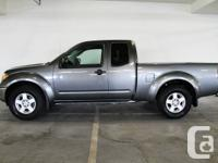2005 Nissan Frontier SE Extra clean BC vehcile, A/C,