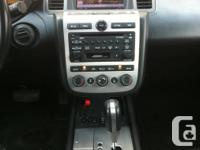 Make Nissan Model Murano Year 2005 Colour Grey kms