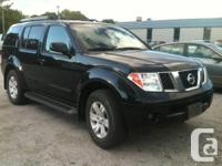 2005 Nissan Pathfinder- $9899* Certified and E-tested