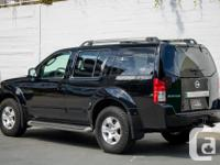 Make Nissan Model Pathfinder Year 2005 Colour Black