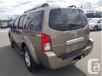 Make Nissan Model Pathfinder Year 2005 kms 124596