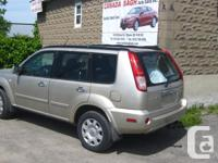 Make Nissan Model X-Trail Year 2005 Colour BEIGE kms
