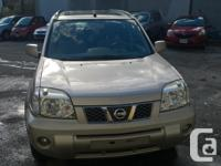 Make Nissan Model X-Trail Year 2005 Colour gold kms