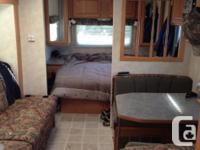 2005 25 ft. Nomad trailer $9000.00 Trailer has 1 slide