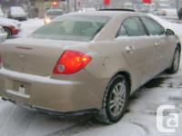 Make Pontiac Model G6 Year 2005 Colour Biege kms