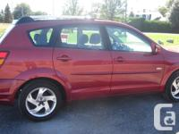 Make Pontiac Colour red Trans Automatic kms 233000