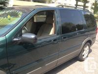CALL  I'm selling my 05 Pontiac Montana Ext,this van