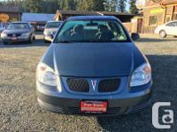 Make Pontiac Model Pursuit Year 2005 Colour Blue kms