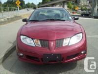 2005 Pontiac Sunfire SLX - $3,800