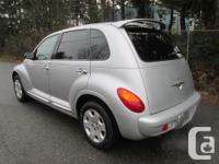 Make Chrysler Model PT Cruiser Year 2005 Colour grey