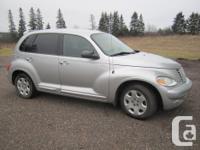 Make. Chrysler. Version. PT Cruiser. Year. 2005.