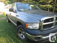 Make Dodge Model Ram 1500 Year 2005 Trans Automatic