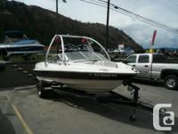 Specifications Year: 2005 Make: Regal Model: 1800