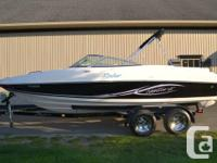 2005 Rinker Captiva 212 21' Boat $18990  This Was A On