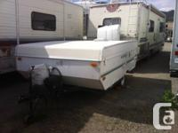 2005 Rockwood Freedom tent trailer good condition no