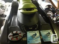 '05 RXP Supercharged Sea-Doo for sale. Low hours