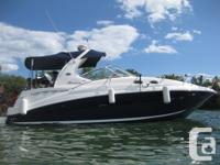 ~~JUST REDUCED OVER $7000K..... This 2005 SeaRay 320