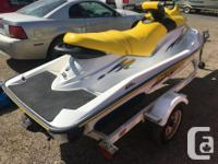 "***BOATING SEASON IS HERE*** 2005 SEADOO ""GTI RFI"" 800,"