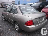 Make Nissan Model Sentra Year 2005 Colour BEIGE kms