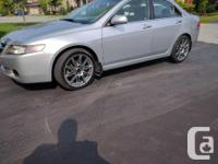 Make Acura Model TSX Year 2005 Colour Carmelo kms