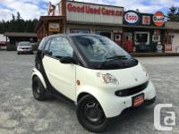 Make Smart Model Fortwo Year 2005 Colour White kms
