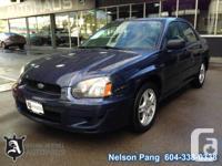2005 Subaru Impreza 2.5 RS          Transmission :