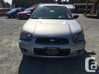 Make Subaru Model Impreza Wagon Year 2005 Colour Grey