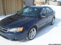 2005 Subaru Legacy 2.5 GT. One owner car, very