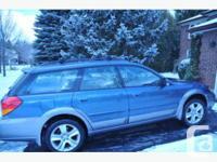 Waterloo, ON 2005 Subaru Outback Wagon This practical,