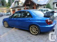 Make Subaru Model Impreza WRX STi Year 2005 Colour