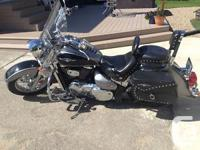 Make Suzuki Model Boulevard kms 28337 This bike is in
