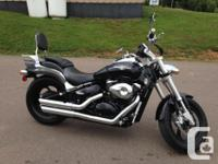 2005 Suzuki Boulevard M50 (805cc) Very Clean Low