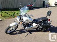 2005 Suzuki Boulevard S40 (LS650) Very Easy To