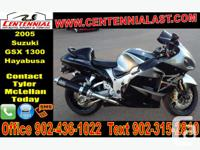 2005 Suzuki GSX 1300 Hayabusa This Bike Must Be Seen!