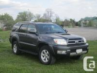 Make Toyota Model 4Runner Year 2005 Colour Grey kms