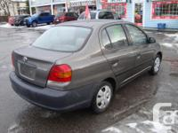 Make Toyota Model Echo Year 2005 Colour Grey kms