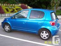 2005 Toyota Echo hatchback for sale.  140 K, Car proof