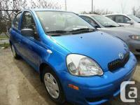 2005 Toyota Echo LE Automatic Hatchback 4 door with