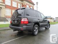 Make Toyota Model Land Cruiser Year 2005 Colour Black