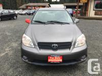 Make Toyota Year 2005 Colour Grey Trans Automatic kms